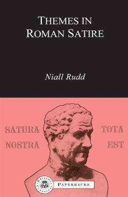 Themes in Roman Satire