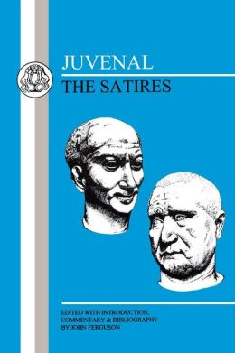 Juvenal: The Satires