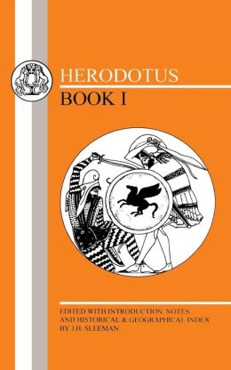 Herodotus: Histories I