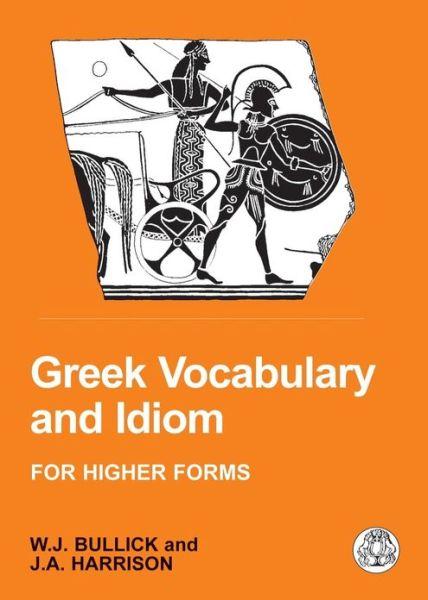 Greek Vocabulary and Idiom