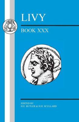 Livy: Book XXX
