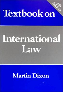 Textbook on International Law