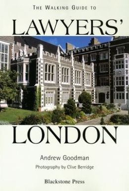 A Walking Guide to Lawyers' London