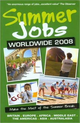 Summer Jobs Abroad 2008