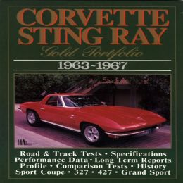 Corvette Stingray 1963-1967