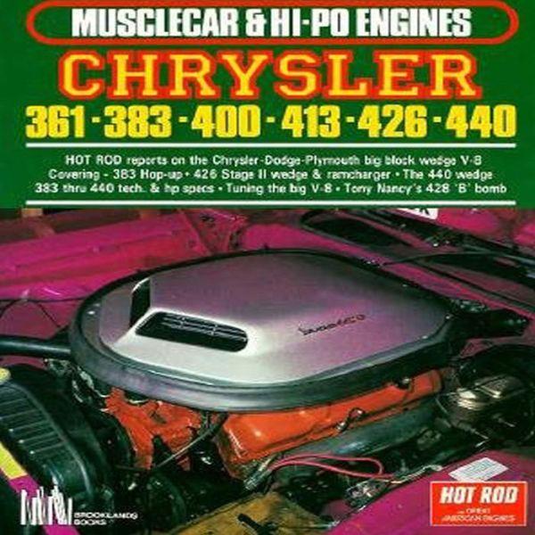 Chrysler 361/383/400/413/426/440