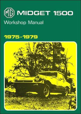 Midget 1500 Workshop Manual, 1975-1979