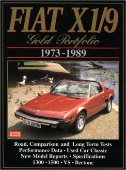 Fiat Road Test Book (Road Test Fiat) R. M. Clarke