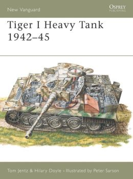 Tiger 1: Heavy Tank 1942-1945