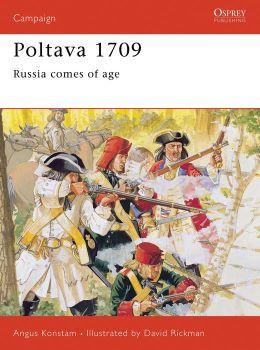 Poltava, 1709: Russia Comes of Age