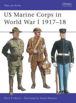 US Marine Corps in World War I