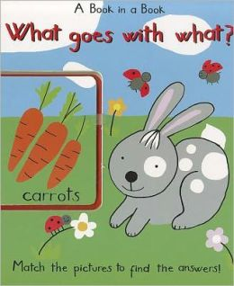 What Goes with What?: A Book in a Book