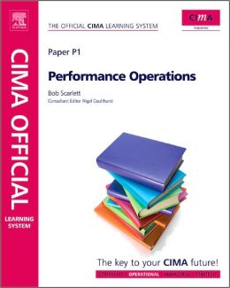 CIMA Official Learning System Performance Operations