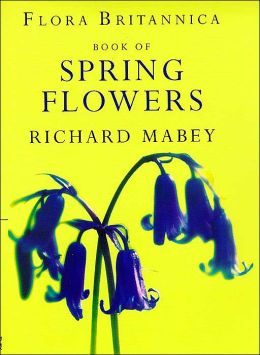 Flora Britannica Book of Spring Flowers