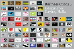 Business Cards 3: Designs on Saying Hello