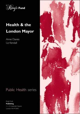 Health and the London Mayor