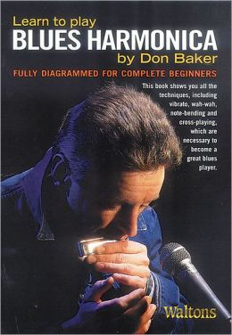 Learn to Play Blues Harmonica
