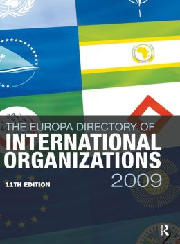 Europa Directory of International Organizations 2009