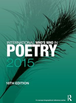 International Who's Who in Poetry 2015