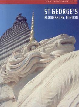 St George's Bloomsbury, London