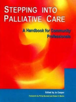 Stepping into Palliative Care: A handbook for community professionals