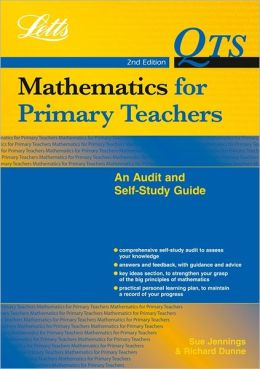 Mathematics for Primary Teachers: An Audit and Self-Study Guide