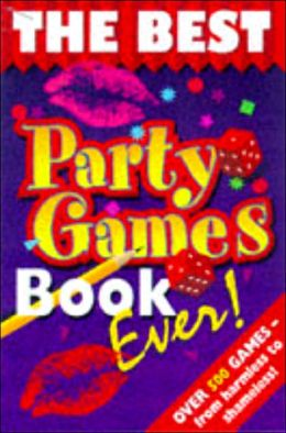 Best Party Games Book Ever