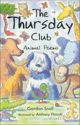 The Thursday Club: Animal Poems