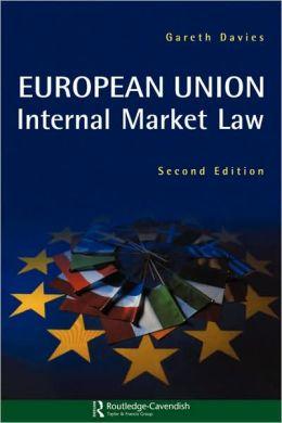European Union Internal Market Law.