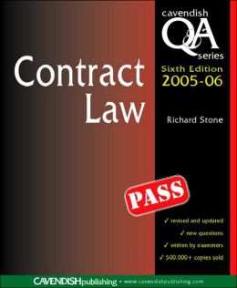 Contract Law Q&A 2005-2006