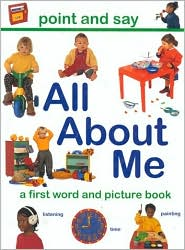 All about Me: A First Word and Picture Book
