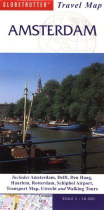 Amsterdam Travel Map