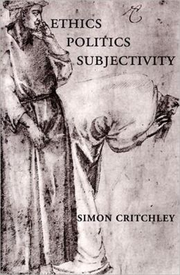 Ethics-Politics-Subjectivity: Essays on Derrida, Levinas and Contemporary French Thought