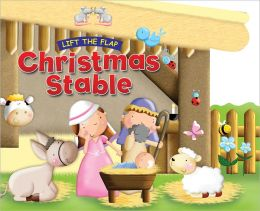 Christmas Stable: Lift the Flap