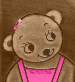 Tiny Bear's Bible: Pink