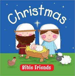 Christmas--Bible Friends