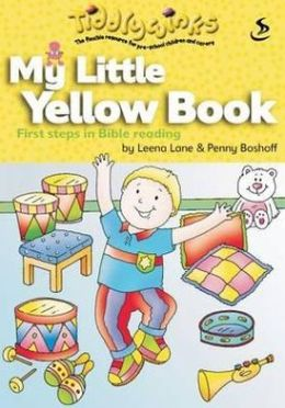 My Little Yellow Book: First Steps in Bible Reading