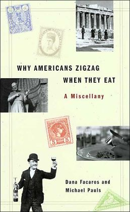 Why Americans Zig Zag When They Eat
