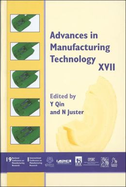 Advances in Manufacturing Technology XV11 2003