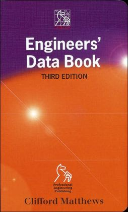 IMechE Engineers' Databook