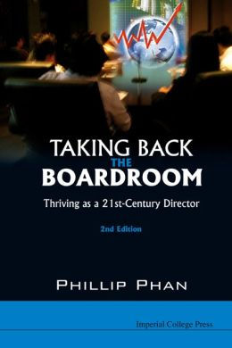 Taking Back the Boardroom: Thriving as a 21st-Century Director (2nd Edition)