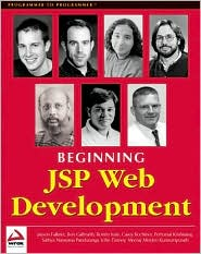 Beginning JSP Web Development