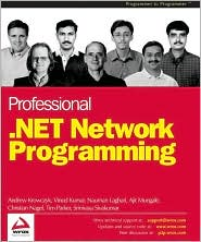 Professional .NET Network Programming