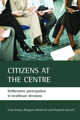 Participating Citizens: The Realities Of Deliberative Involvement