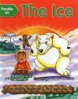 Book Cover Image. Title: Trouble On The Ice:  First Reading Books For 3-5 Year Olds, Author: Nicola Baxter