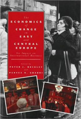 Economics of Change in East & Central Europe