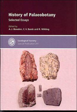 History of Palaeobotany