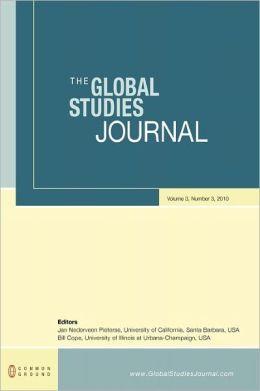 The Global Studies Journal