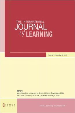The International Journal Of Learning