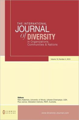 The International Journal Of Diversity In Organisations, Communities And Nations